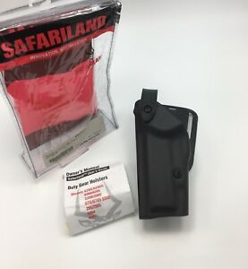 Fits 1911 5 With Rail Safariland 6285 Low ride Level 2 3 Sls Duty Holster Lh