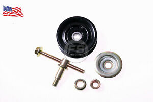 A C Drive Belt Tensioner Pulley Kit For Toyota T100 95 98 3 4l V6 Corolla 87 00