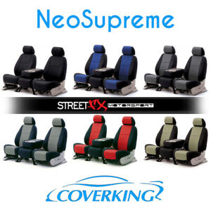 Coverking Neosupreme Seat Covers For 2001 2011 Chevy Silverado 1500hd 3500