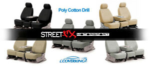 Coverking Polycotton Custom Seat Covers For Toyota Pickup