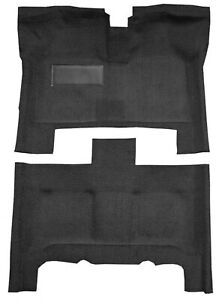 New 1965 1969 Chevy Corvair Black Carpet Set Molded By Acc