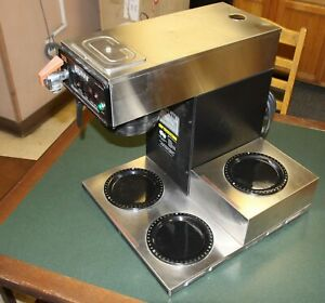 Bunn Cwtf Commercial Coffee Brewer Tested And Works Good