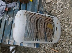 Allis Chalmer B Tractor Front Grill Rat Rod Restore