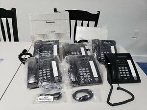 Lot Of 7 Panasonic Kx t7720 b 7750 7720 Advanced Hybrid Phone System