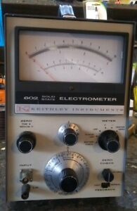 Keithley Instruments 602 Electrometer
