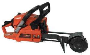 Chainsaw Attachment Carving Mill Power Gouge Log Notcher