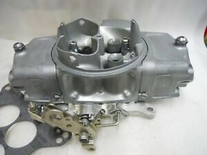 Demon A12400 X 3 On Metering Block 750cfm Vacuum Secondary S Pump 4bbl Carb
