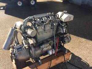 Deutz Td203 3 Marine Diesel Engine 62 Hp 3 Cylinder With Transmission