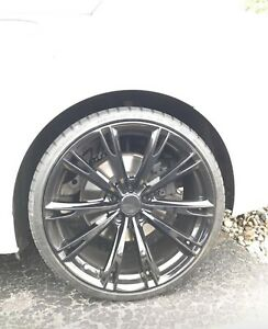 Ace Aspire Staggered 22 Wheels And Tires 5x120