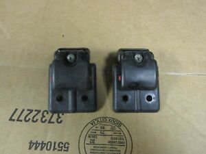 89 03 Chevy Geo Tracker Suzuki Sidekick Convertible Soft Top Latches Locks Pair