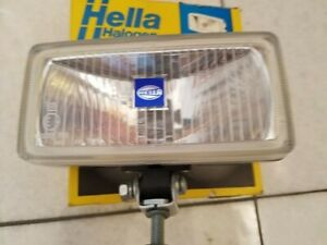 Hella 177 Vintage Classic Rally Fog Light Nos New Old Stock