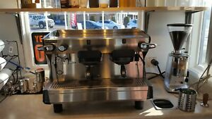 Rancilio Classe 5usb 2 Group 9 Months Old Commercial Coffee Espresso Machine