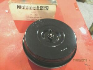 Ford Truck 1958 68 V8 New Oil Filler Cap Ec 33 Motorcraft Oe B8qh 6766 A