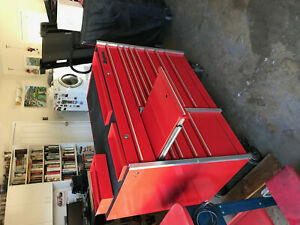 Snap On Krl1001a Roll Cab With All Accesories In Good Shape