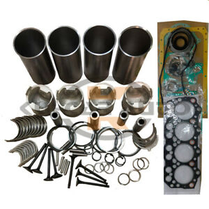 Engine Rebuild Kit 4tnv88 For John Deere 50d 110 1505 1515 1905 2720 4005 4405