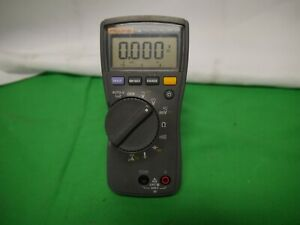 Fluke 116 True Rms Mulitmeter Great Working Condition Used Condition
