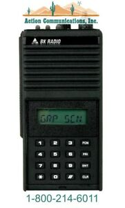 New Bendix King Gph5102xp Analog Vhf 148 174 Mhz 5 Watt 240 Ch Two Way Radio