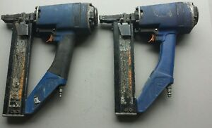 Duo Fast Lot Of Two stapler Model Ds7664bp as Is