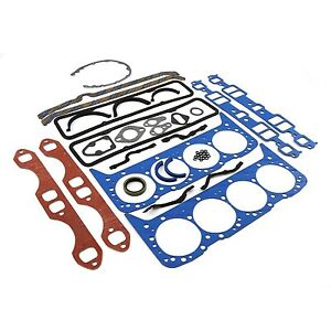Sbc Small Block Chevy 55 79 283 305 327 350 V8 Full Engine Rebuild Gasket Kit