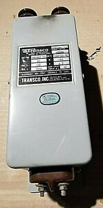 Transco Transformer 30 Ma 120 Volts Super High Voltage 9kv