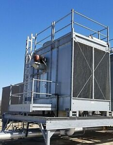 Marley Nc Series Cooling Tower 250 Tons Carrier Chiller Combo