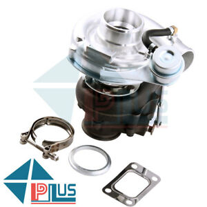 T3 T4 T04e V Band Turbocharger Turbo 63 A R With Internal Wastegate New