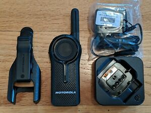 Used Motorola Dlr1020 Digital Business Two way Radio