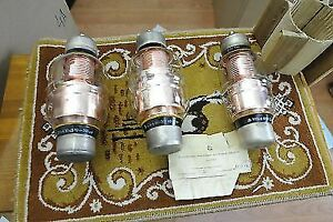 Russian soviet Vacuum Variable Capacitor 10 500 Pf 10 Kv 50 A Nos