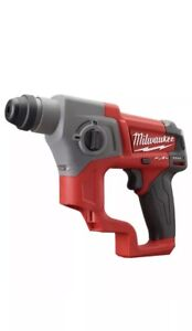 Milwaukee 2416 20 M12 Fuel 12 volt Lithium ion 5 8 In Rotary Hammer