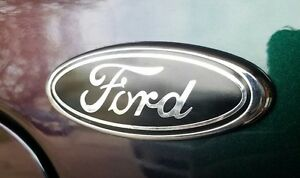 87 93 Mustang Ford Trunk Badge Emblem Overlay Decal