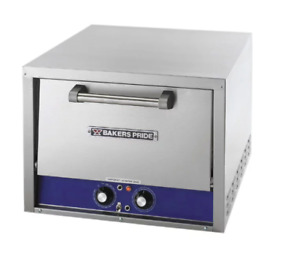 Bakers Pride P 18s Electric Countertop Pizza Deck Oven 120 Or 208v 1ph