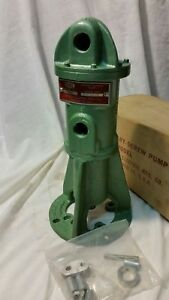 Teel 1p804 Rotary Screw 1 Water Fluid Pump Dayton Electric Nos