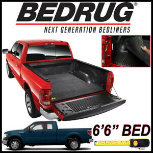 Bedrug Classic Bed Mat Liner For 2004 2014 Ford F 150 Fits With 6 6 Bed