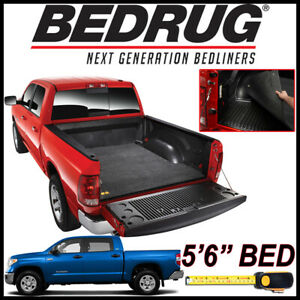 Bedrug Classic Bed Mat Truck Liner Fits 2007 2020 Toyota Tundra With 5 5 Ft Bed