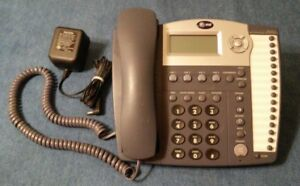 At t 945 4 line Small Business System Office Phone Tested