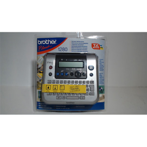Brother P touch Labelling Machine Battery Pt 1280