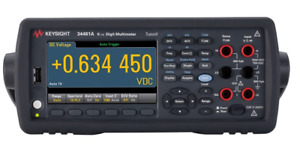 Keysight 34461a Digital Multimeter 6 1 2 Digit Truevolt Dmm