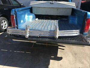 1949 Plymouth Original Front Rear Bumper Set