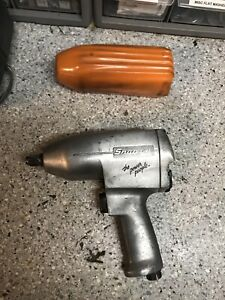 Snap on Tools 1 2 Drive Air Impact Wrench Gun Pneumatic Im5100 Usa