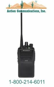 New Motorola Evx 261 g7 5 Uhf 450 5120 Mhz 5 Watt 16 Channel Two Way Radio