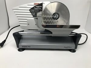 Waring Electric Meat Slicer 7 5 blade Home Deli Food Premium Kitchen Used