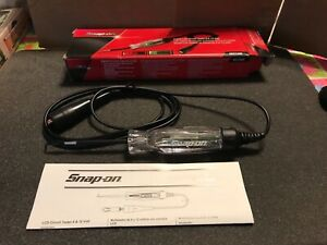 Snap On Tools Digital Lcd Circuit Teaster 6 12 Volt Eect400 New In Box
