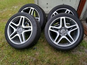 21 Mercedes Amg Gl350 Gl450 Gl550 Wheels Rims Factory Oem