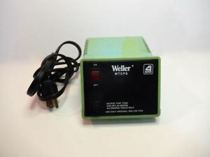 Weller Wtcps 60w Soldering Iron Base pu120