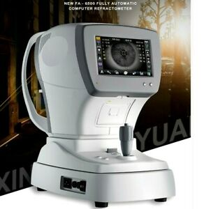 Fa6500 Autorefractor Ophthalmic 7 Touch Screen Auto Refractometer Keratometer