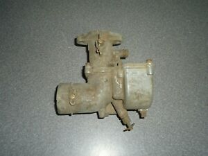 Tillotson 1 barrel Carburetor Carb Core Jr5 1929 1930 1931 Chevy Chevrolet
