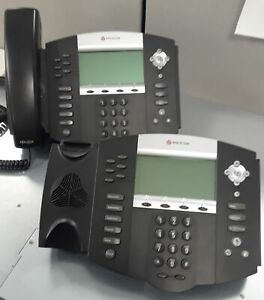Polycom Soundpoint Ip 650 Sip Lot2