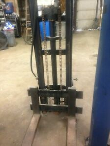 Heavy Duty 3 Pt Tractor Mounted Forklift
