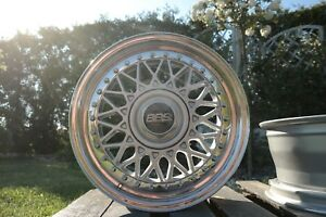 Bbs Rm 012 4x100 15 X 6 5 Golf Mk1 Mk2 Bmw E30 E21 2002 Split Wheels Rims Gti Vw