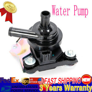 Electric Water Inverter Pump Fit For Toyota 04 09 Prius Hybrid Motor G902047031
